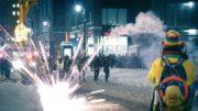 21e manifestation contre la brutalité policière