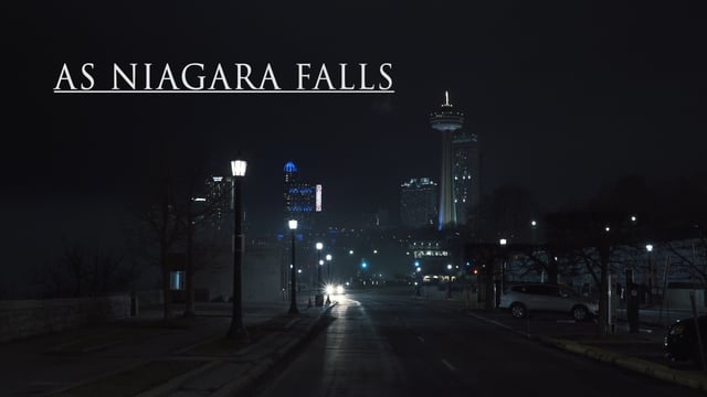 As Niagara Falls [2017] – Short Documentary